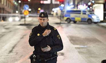 В одном из районов Стокгольма произошла стрельба.