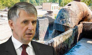 Стурза: На новую очистную станцию в Кишиневе необходимо 200 млн евро