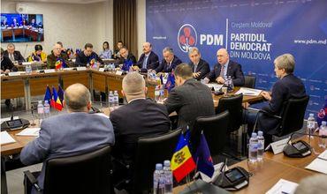Правящая коалиция обсудила ряд актуальных вопросов