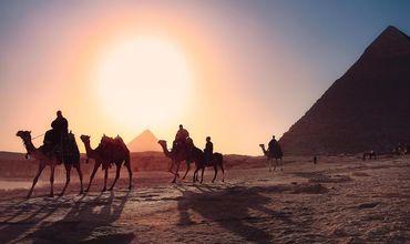 Женщины в Древнем Египте вопреки расхожему мнению не боялись и чисто мужской работы.