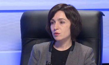 Санду: Должность премьера мало что значит в условиях контролируемого режима