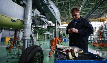 5a6eee5ff991 Производство российских летательных аппаратов в 2018 году рухнуло на 13,5%.