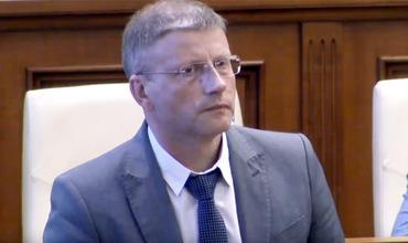 Артур Гуменюк назначен на должность замдиректора СИБ.