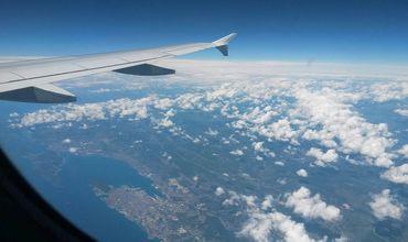 Инженеры воспроизвели метеорологические условия, обычные для полета, а также скорость и температуру капель.