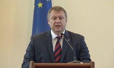 Министр экономики и инфраструктуры Вадим Брынзан.