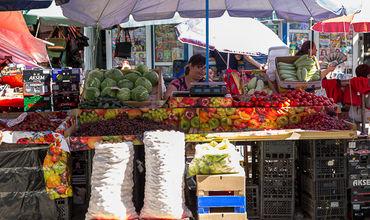Preţul legumelor la piață începe să scadă. Foto: ipn.md