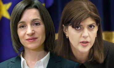 Санду: Назначение Лауры Кодруцэ Ковеси генпрокурором Молдовы было бы «прекрасным сценарием»