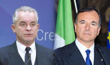 Влад Плахотнюк раскритиковал сегодня заявления спецпредставителя ОБСЕ по Приднестровью Франко Фраттини.
