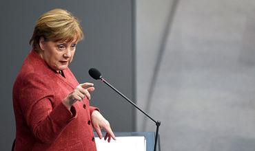 Меркель предостерегла Европу от катастрофы.