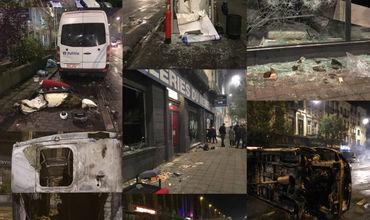 Bruxelles: Suporteri marocani au fost implicați în incidente
