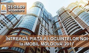 IMOBIL Moldova' 2017 - недвижимость по уникальным ценам!