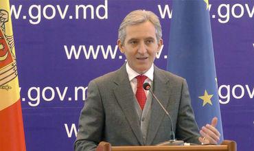 Заместитель премьер-министра по вопросам европейской интеграции Юрие Лянкэ.
