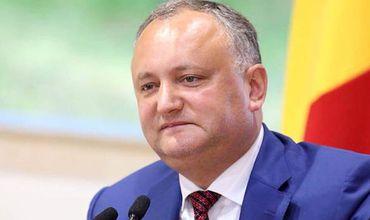 Путин, Лукашенко, Назарбаев и патриарх Кирилл поздравили Додона