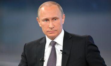 Банк России не находится под давлением президента Владимира Путина.