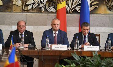 Додон: Важно вернуть объём торговли с Россией на прежний уровень