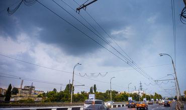 Грозовые дожди ожидаются в центре и на юге Молдовы