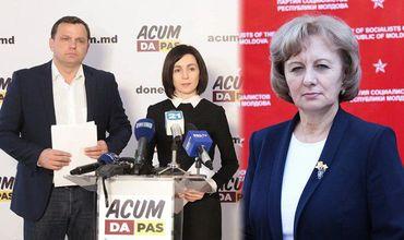 Блок ACUM пригласил ПСРМ на публичные переговоры