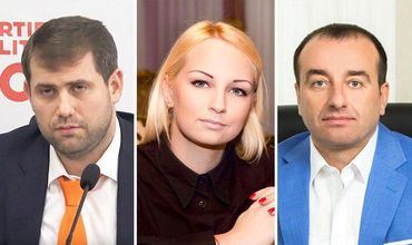 Лидеры партии «Шор» представили свои декларации о доходах