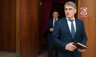 Генпрокурор Эдуард Харунжен подал в отставку. Фото: diez.md