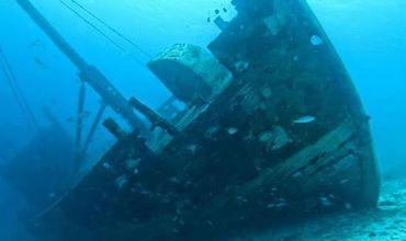 Работы включали погружение вдоль прибрежной линии на глубину до 65 метров.