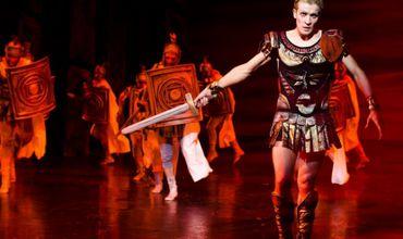 В кишиневском театре покажут обновленный балет «Спартак».