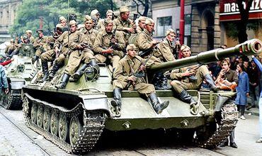 Чешский парламент назвал вторжением ввод советских войск в 1968 году.