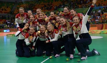 Российская команда на Рио-2016 выступала не в полном составе.