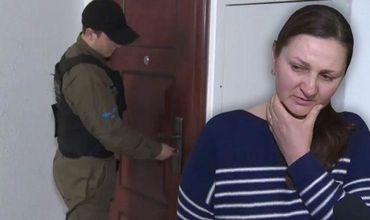 В Кишиневе мать с тремя детьми выселили из квартиры