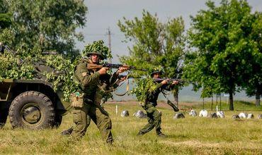 Молдова требует объяснений из-за военных учений в Зоне безопасности.
