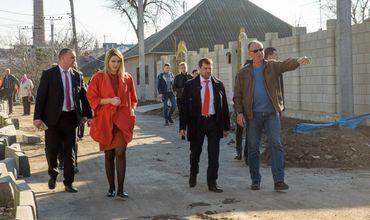 Илан Шор продолжает модернизацию инфраструктуры в муниципии Оргеев.