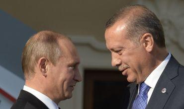 Путин заявил о желании возобновить отношения с Турцией.