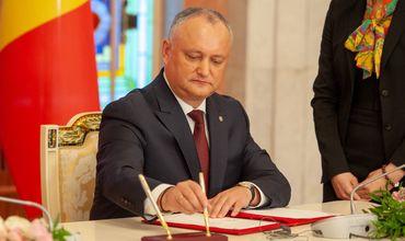 Глава страны подписал закон об увеличении ставки НДС для HoReCa