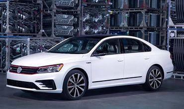 Volkswagen выпустил самый спортивный Passat.
