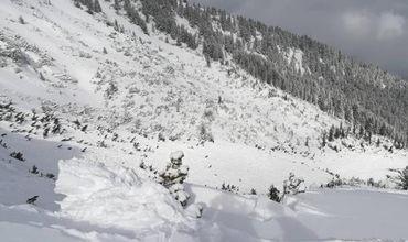 В Болгарии на горнолыжный курорт сошла лавина, есть жертвы.