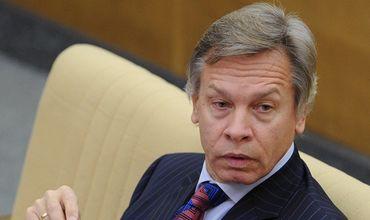 Российский сенатор Алексей Пушков.