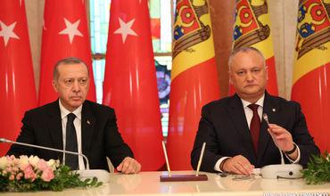 Создан Совет стратегического сотрудничества между Молдовой и Турцией.