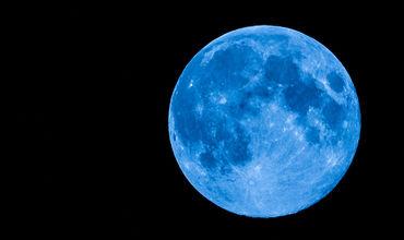 """31 июля 2015 года жители Земли увидят """"голубую Луну"""""""