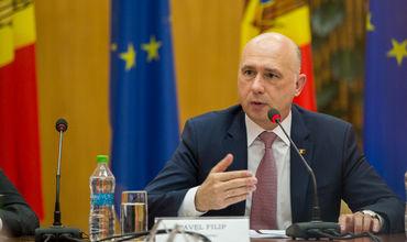 Премьер-министр Молдовы Павел Филип.