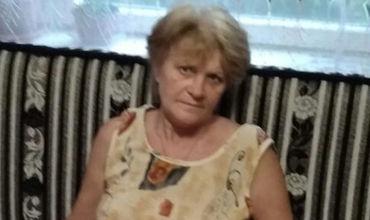 Родные разыскивают пропавшую жительницу Рыбницы.