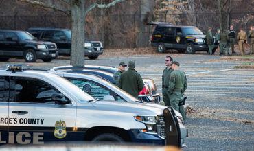 В США пять человек пострадали при нападении неизвестного с ножом