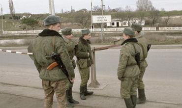 Молдавская делегация настаивает на ликвидации постов в зоне безопасности.