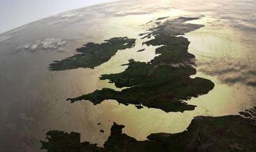 Юго-запад Англии в древности был частью Франции.