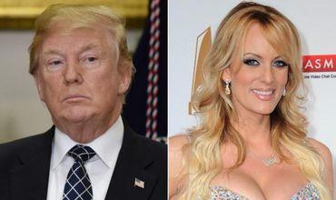 The Wall Street Journal: Trump a cumpărat tăcerea unei actriţe porno în 2016