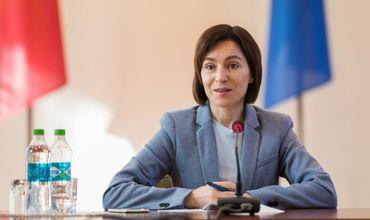 Санду: Цель молдавского правительства – улучшить инвестиционную систему