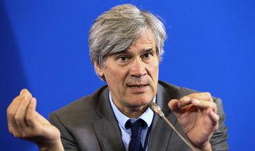 Официальный представитель правительства Франции Стефан Ле Фоль.