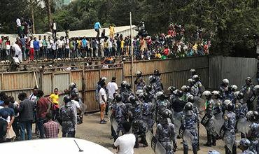 В Эфиопии десятки человек погибли в результате этнических столкновений