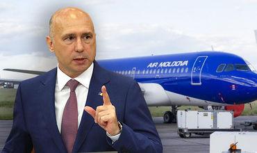 Павел Филип прокомментировал продажу AirMoldova