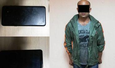 В столице задержали мужчину, ограбившего подростка на улице