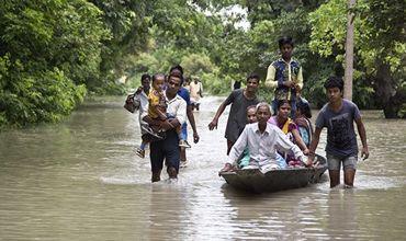 Наводнения ударят по побережьям Южной Флориды, Бангладеша, Шанхая и части Вашингтона, считают ученые.
