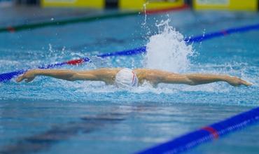 Rezultate remarcabile pentru echipa naţională de nataţie